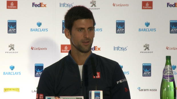 "London: Djokovic ""Muss momentan Tribut zollen"""