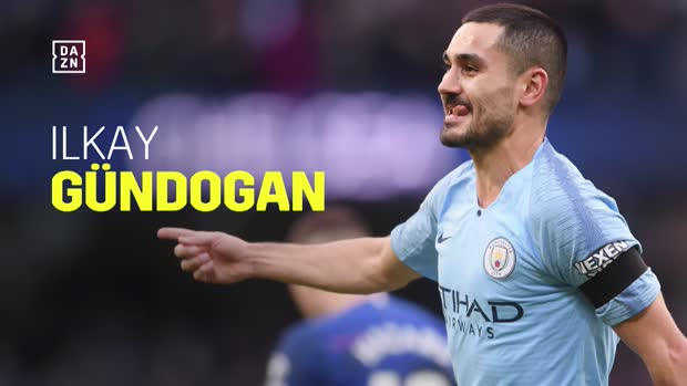 Gündogan im Interview mit DAZN