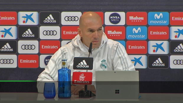 """Zidane über Bale: """"Er ist glücklich hier"""""""