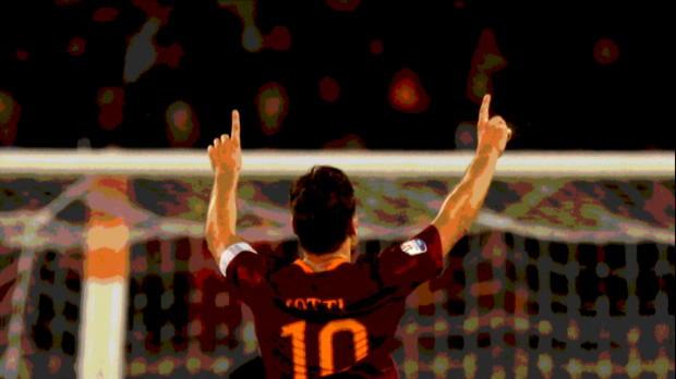 كرة قدم: الدوري الإيطالي: مسيرة فرانشيسكو توتي المظفّرة.. بالأرقام