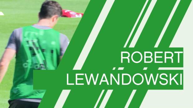 Lewandowski: Im Duell mit Messi und Ronaldo