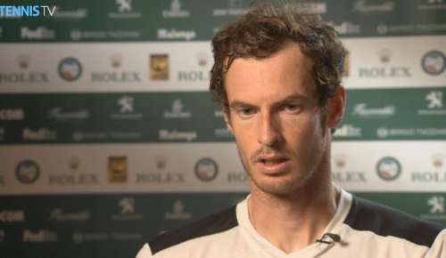 Murray Interview: ATP Monte-Carlo QF