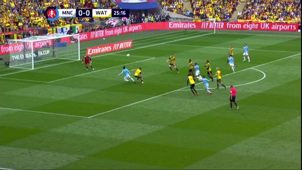 FA Cup: 6:0-Knaller bringt Guardiola Triple