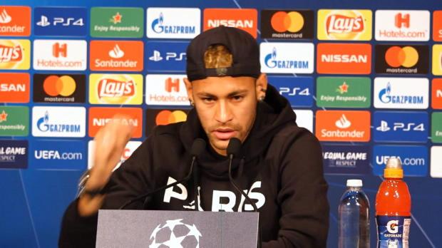 """Neymar voll des Lobes: """"Tuchel ein Gewinnertyp"""""""