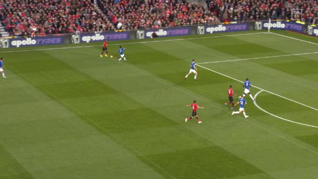 Premier League: Man United - Everton   DAZN Highlights