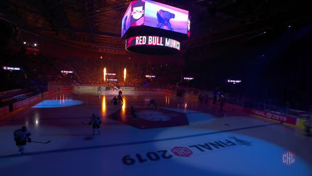 Champions Hockey League: Frölunda - Red Bull München | DAZN Highlights