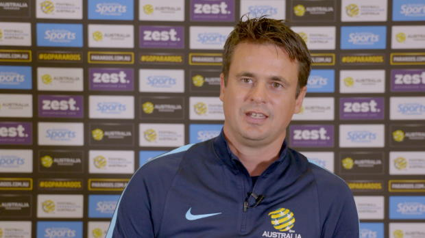 Coach Kai proud of Pararoos' progression