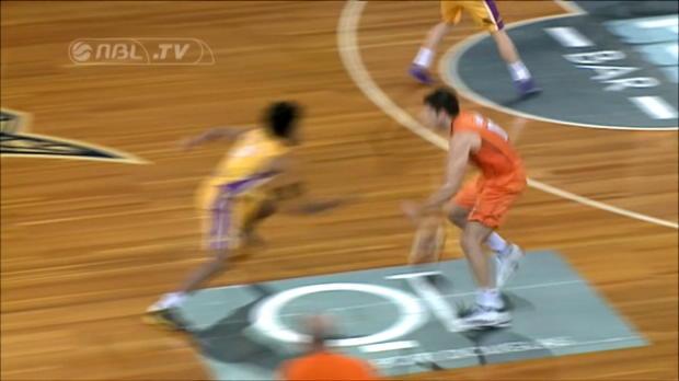 NBL: Ex-NBA-Star Childress dreht auf