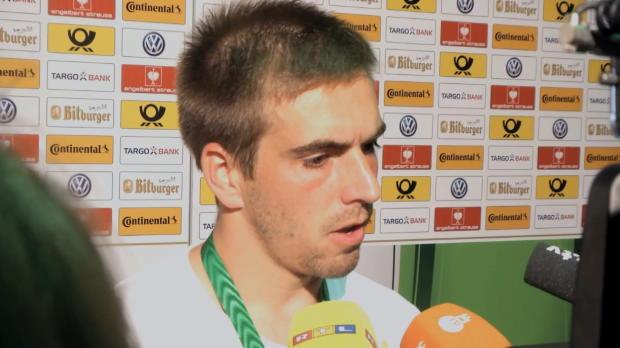 Lahm erklärt Guardiolas Tränen
