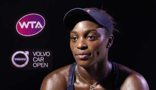 Stephens Interview: WTA Charleston QF
