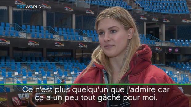 Sharapova - Bouchard - 'C'est une tricheuse'