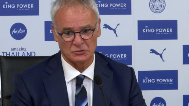 """Ranieri: """"Torerfolg für Vardy immens wichtig"""""""