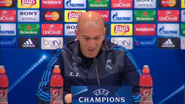 """Zidane: Leicester-Titel """"kein Wunder"""""""