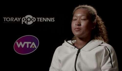 Osaka Interview: WTA Tokyo SF