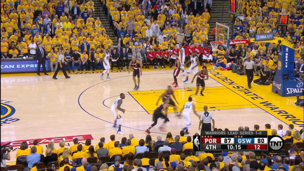 Assist of the Night: Draymond Green