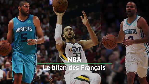 Basket : NBA - Le bilan des Français