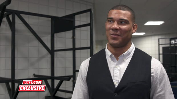 Jason Jordan is as excited as can be for Kurt Angle's return: WWE.com Exclusive, Oct. 22, 2017