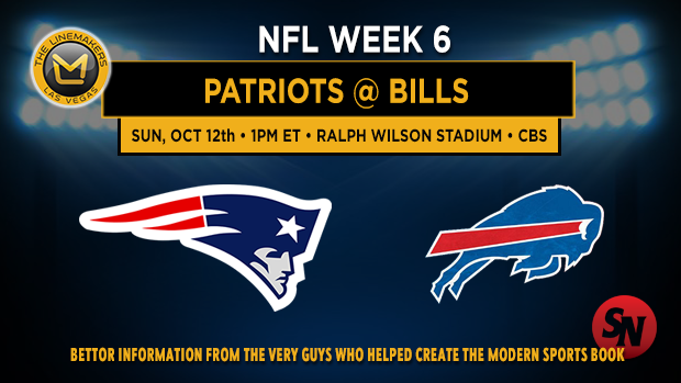 New England Patriots @ Buffalo Bills
