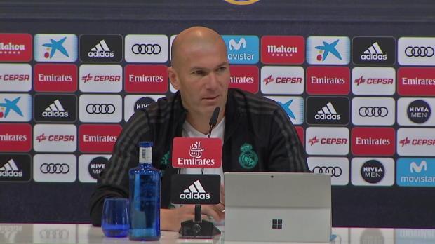 """Zidane adelt CR7: """"Der Beste aller Zeiten"""""""