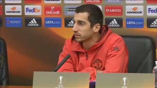 """Mkhitaryan: """"Bin ein sehr starker Spieler"""""""