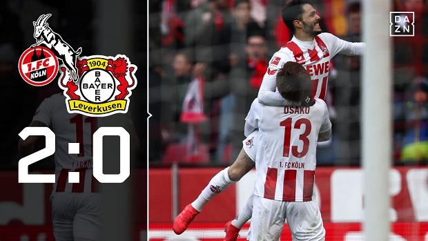 1. FC Köln - Bayer 04 Leverkusen