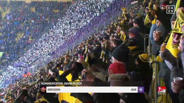 Dynamo Dresden - FC Erzgebirge Aue