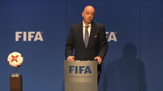 FIFA: Infantino: So läuft die WM mit 48 Teams