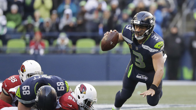 Top 10 Russell Wilson plays | 2017 season