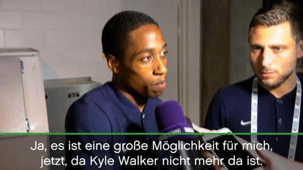 Spurs: Auf Kyle Walker folgt Kyle Walker-Peters