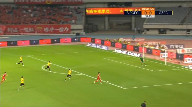 CSL: Irres Torspektakel bei Shanghais 2:1-Sieg