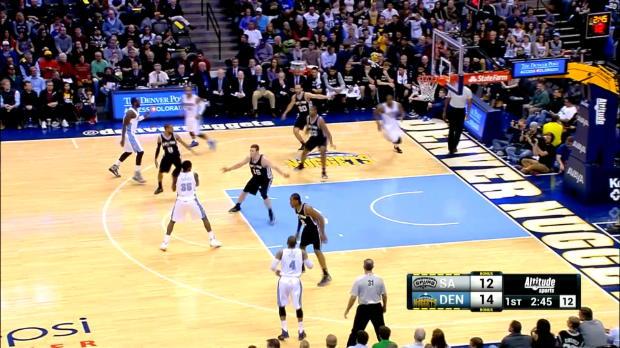 Basket : NBA - NBA - La 3e mi-temps avancée