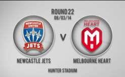 Jets v Heart 2nd Half Highlights