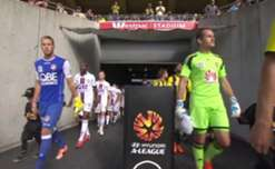 Wellington Phoenix share the points with Perth Glory following a 1-1 draw at Westpac Stadium.