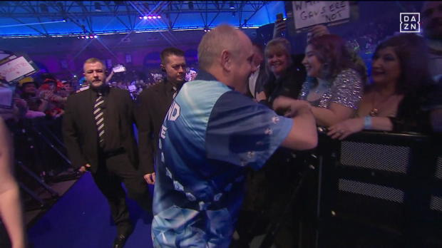 Darts WM: Highlights Abend-Session Tag 12