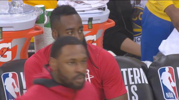 GAME RECAP: Warriors 115, Rockets 86