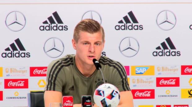 """EM 2016: Kroos: """"Spanien-Aus überraschend"""""""