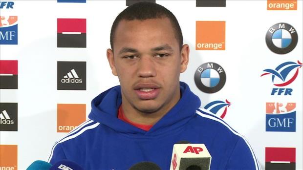 VI Nations - XV de France : Fickou : 'Un honneur de jouer contre O'Driscoll'