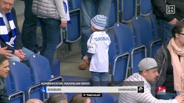 MSV Duisburg - SV Sandhausen