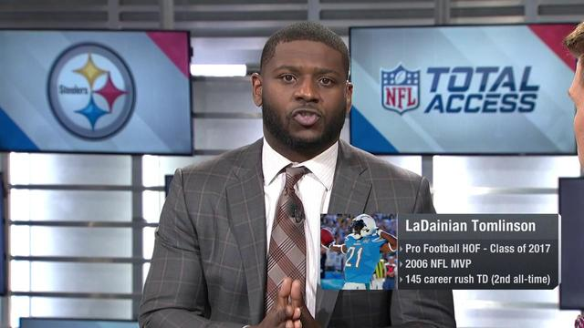NFL Network's LaDainian Tomlinson doubts Pittsburgh Steelers' chances of turning season around