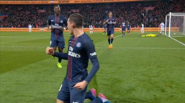 Balsam für die PSG-Seele: Draxlers Sieg-Bude