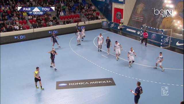 Hand - D1 : PSG 34-31 Toulouse
