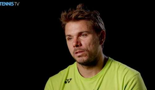 Wawrinka Interview: ATP Cincinnati Preview