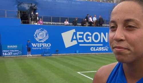 Keys Interview: WTA Birmingham QF