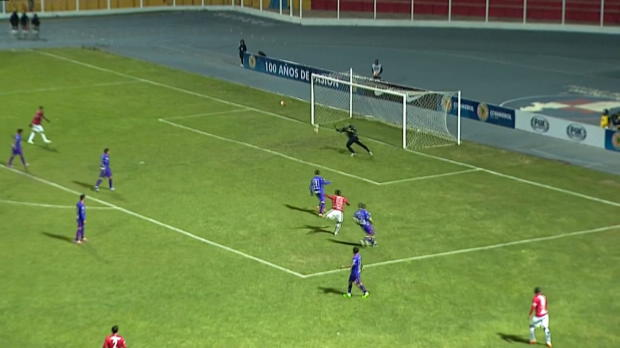 Copa Sudamericana: Traum-Solo mit Wuchtbrumme