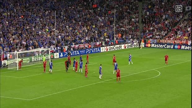 Drogba-Treffer gegen Bayern im CL-Finale | UCL Archiv 2012