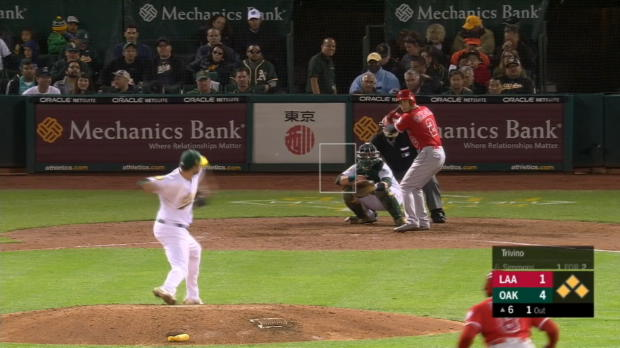 Must C: Angels' rally in 6th