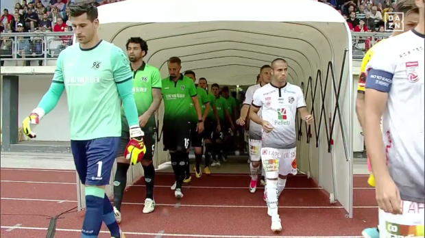 Hannover 96 - Wolfsberger AC