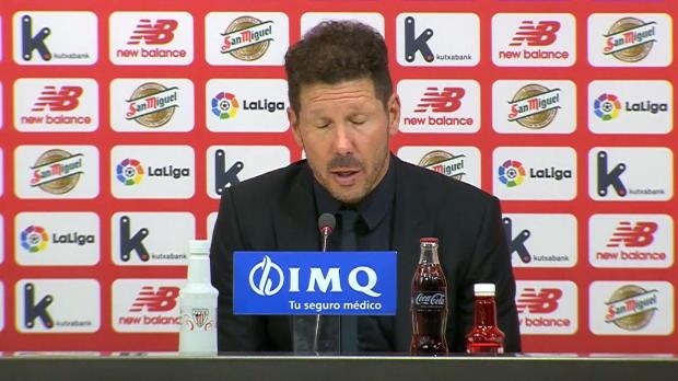 """Simeone: """"Griezmanns bestes Spiel der Saison"""""""