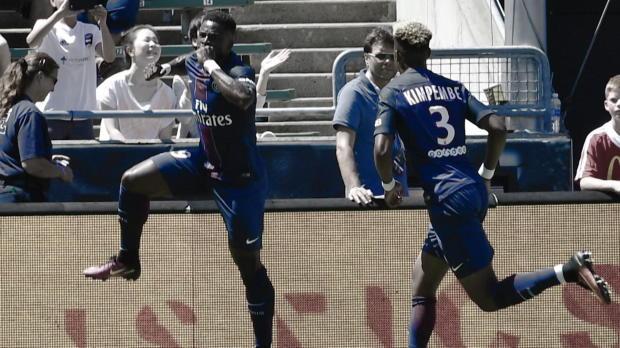PSG - Trapp - 'Aller plus loin en Ligue des Champions'