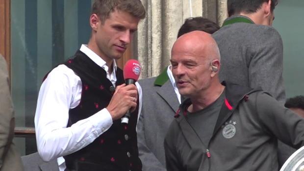 """Müller: Befürchtete """"harten Gang"""" an Marienplatz"""